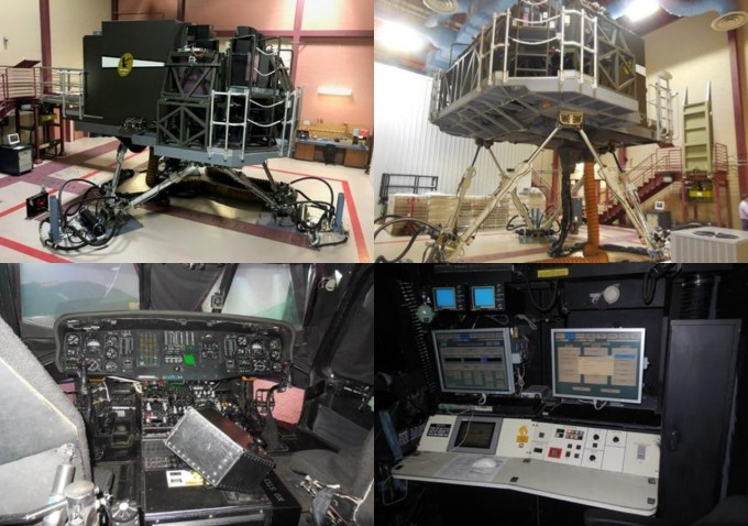 Simulator UH-60 Black Hawk