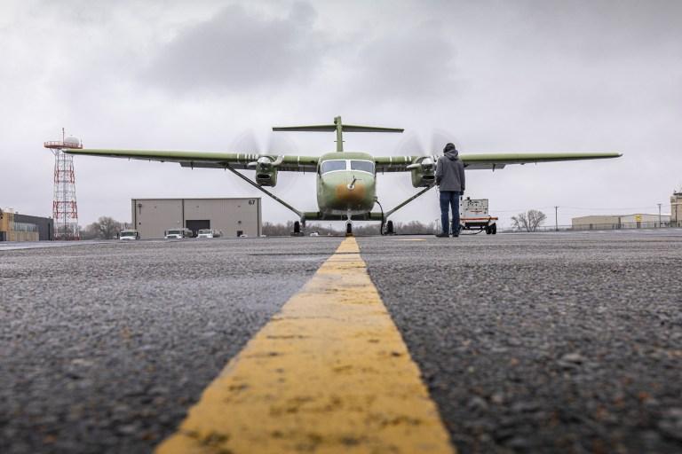 Cessna siap uji terbang SkyCourier pesaing N219 Nurtanio