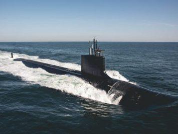 US Navy dinaskan kapal selam nuklir USS Delaware (SSN 791)