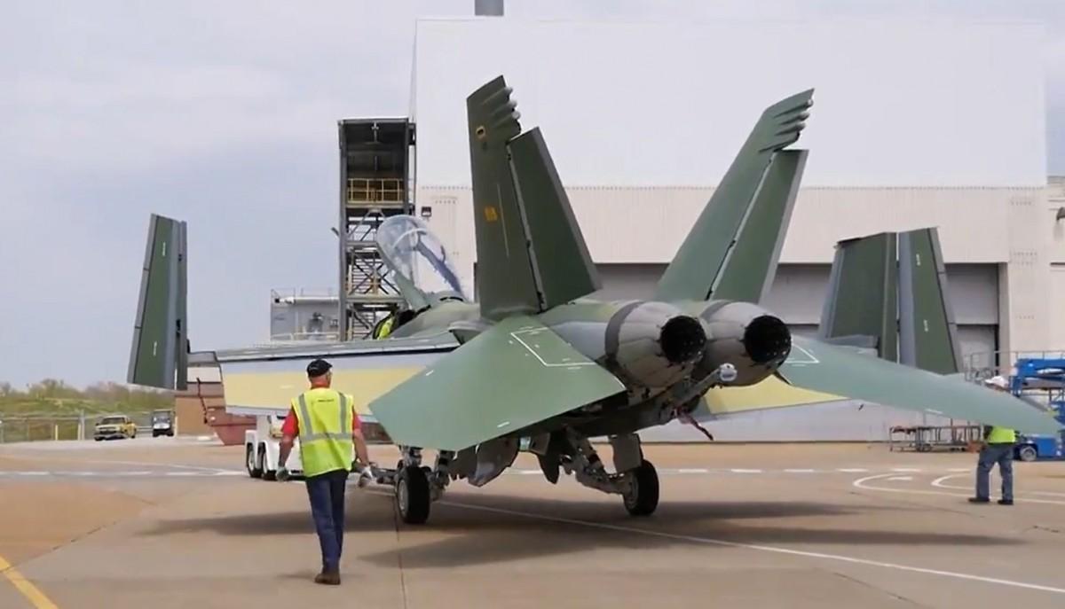 F/A-18E Block III Super Hornet
