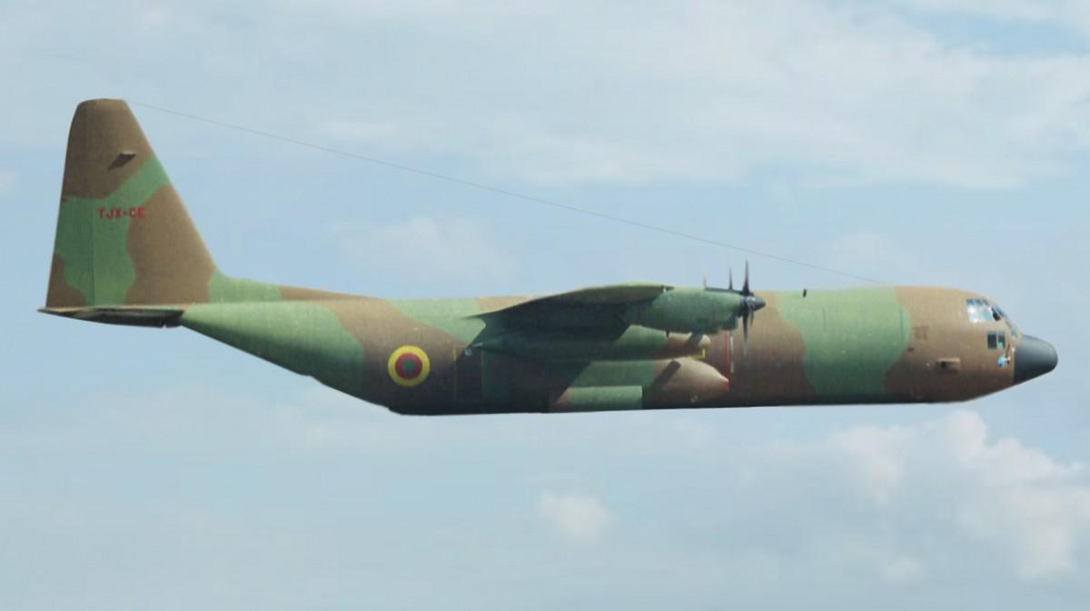 C-130H Kamerun
