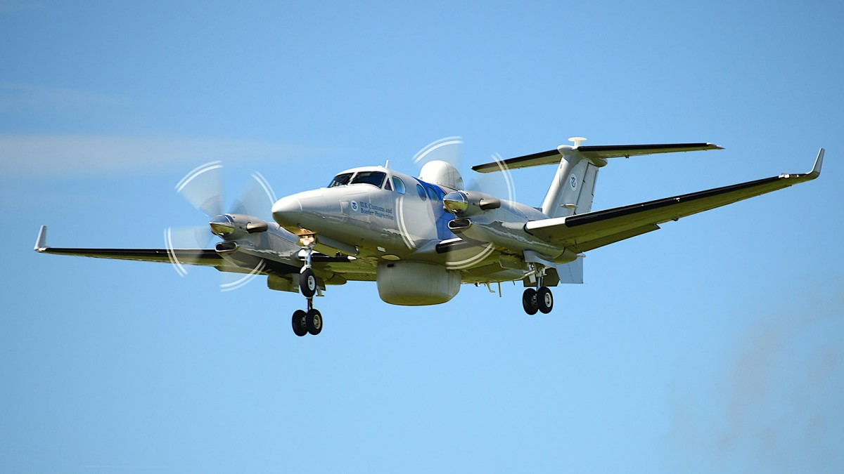 King Air 350CER
