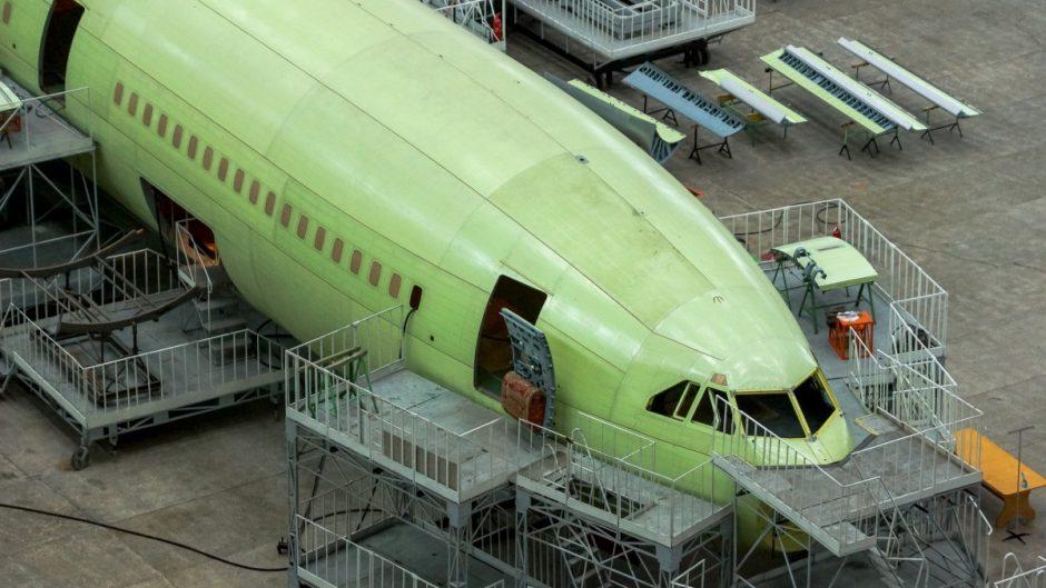 Rusia mulai laksanakan perakitan akhir jet badan lebar Il-96-400M
