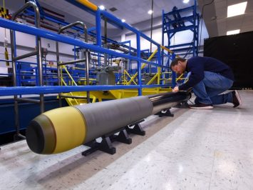 Northrop Grumman kembangkan torpedo anti-torpedo