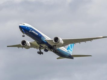 Second Boeing 777-9