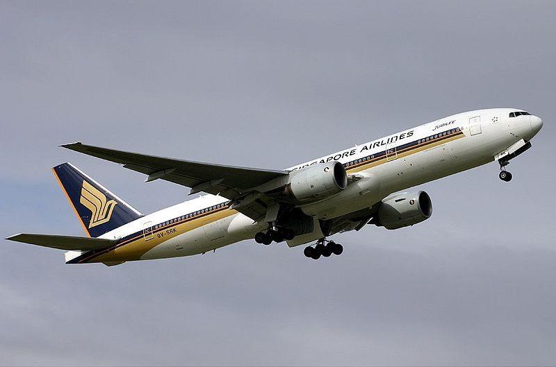 Tiga Boeing 777-200ER terakhir milik SQ diistirahatkan di Australia