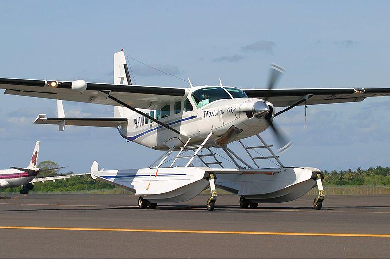 Cessna 208 Seaplane