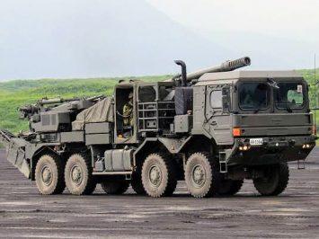 JGSDF akan mendapatkan tambahan sistem SPH Type 19