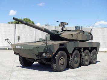 Militer Jepang akan dapatkan tambahan panser Type 16 MCV