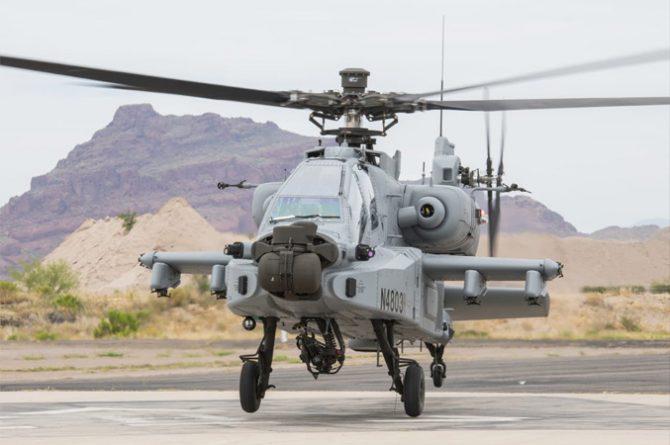 AH-64E Indian Air Force