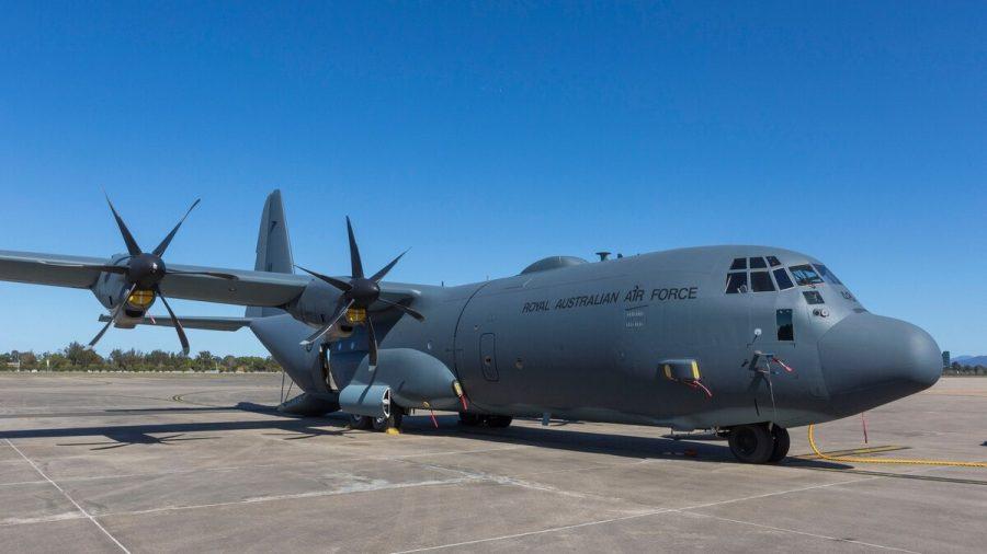 RAAF C-130J