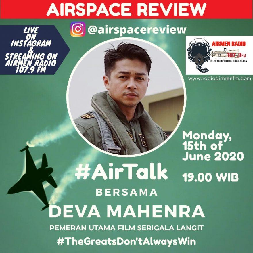 Deva Mahenra_AirTalk_Airspace_Review
