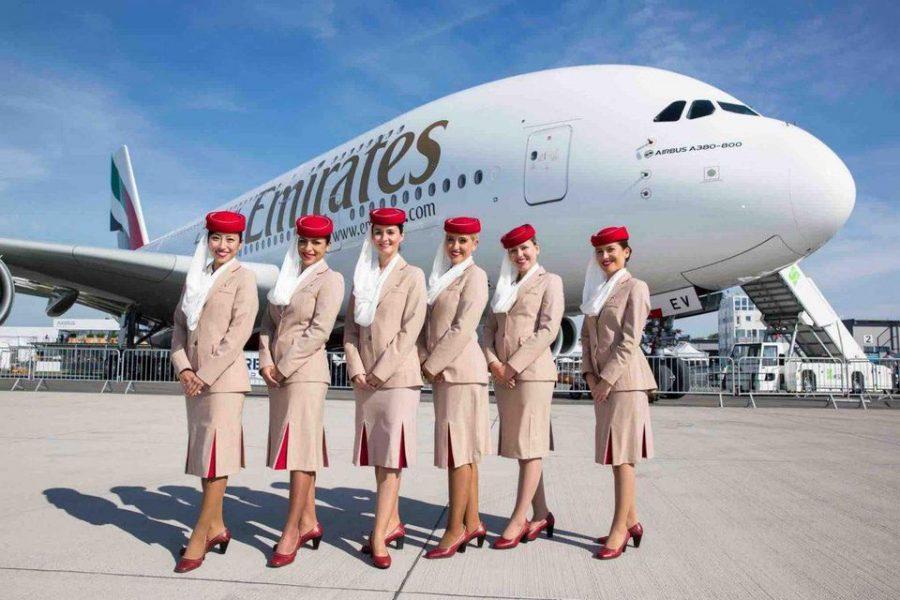 Pramugari Emirates