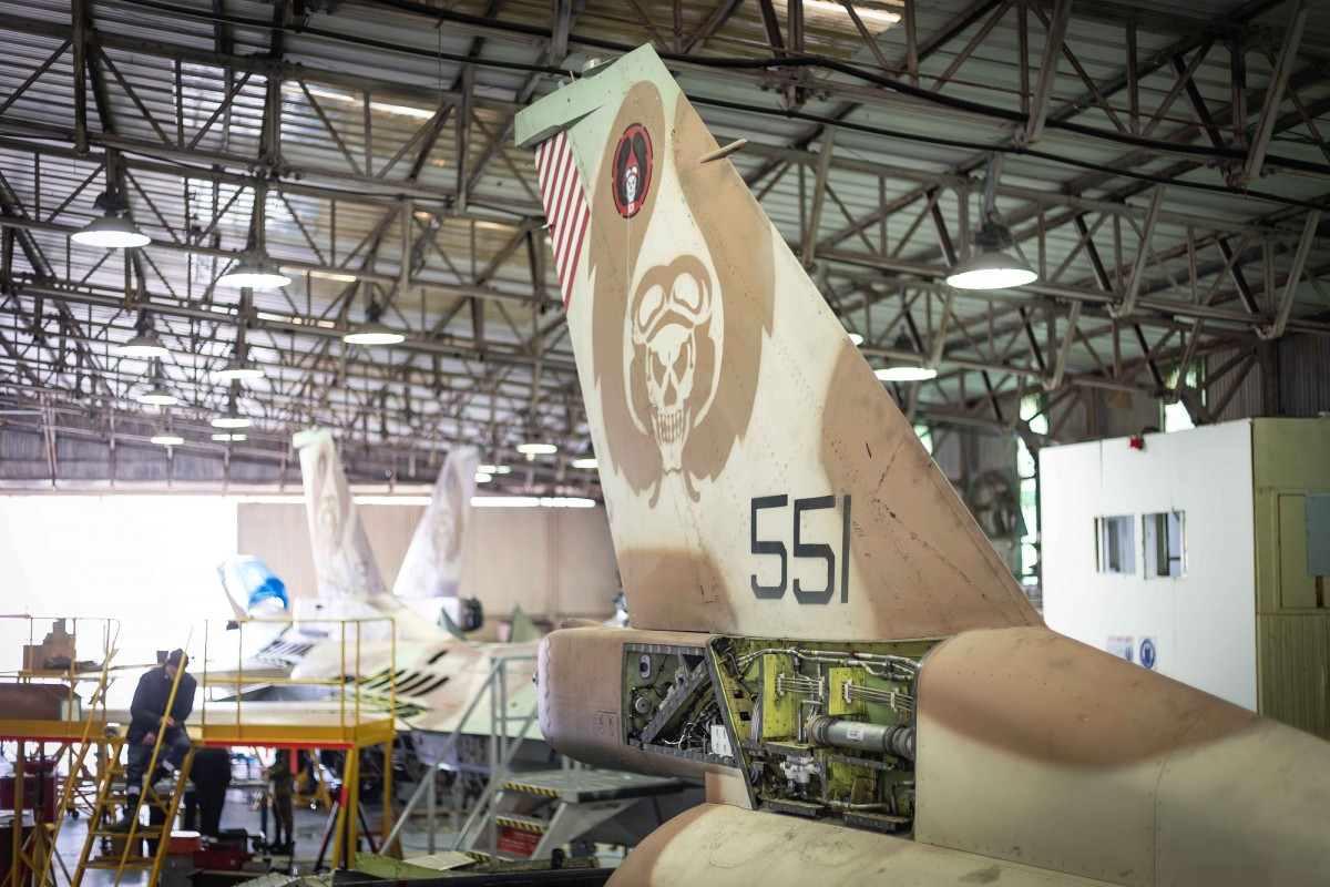 F-16C/D IAF