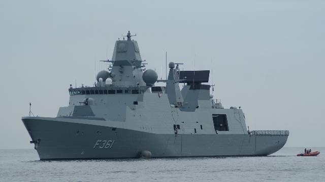 Iver Huitfeldt, kapal fregat terbaru TNI AL
