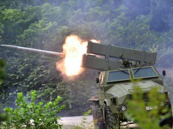 LRSVM M-18, sistem artileri terbaru buatan Serbia