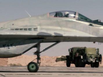 MiG-29 Suriah