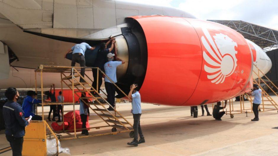 Cara-cara Lion Air pelihara pesawat pesawat selama pandemi corona