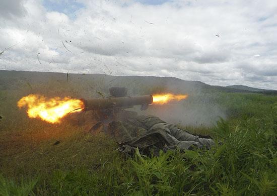 Rudal anti-tank Fagot (ATGM)