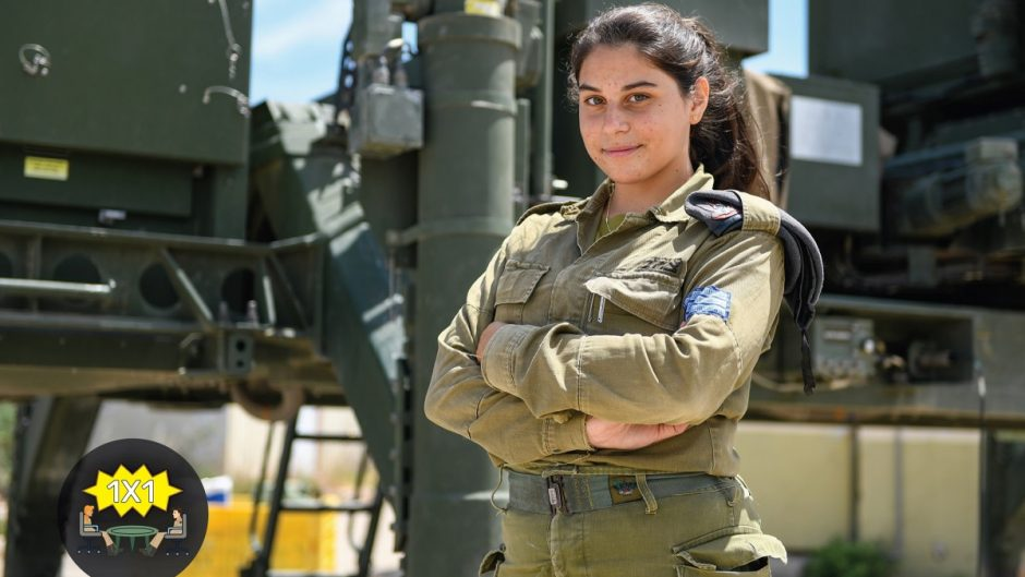 Mengenal Sersan Dekel, teknisi radar Iron Dome Angkatan Udara Israel