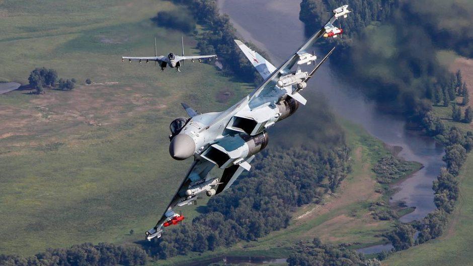 Mengajukan Waiver CAATSA, kunci pembelian Su-35 oleh Indonesia