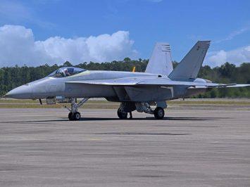 Super Hornet for Blue Angels