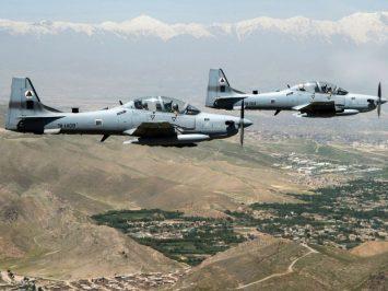 A-29 Super Tucano_Afghanistan_usaf_AR