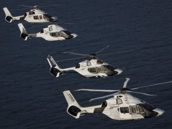 H160 helicopters
