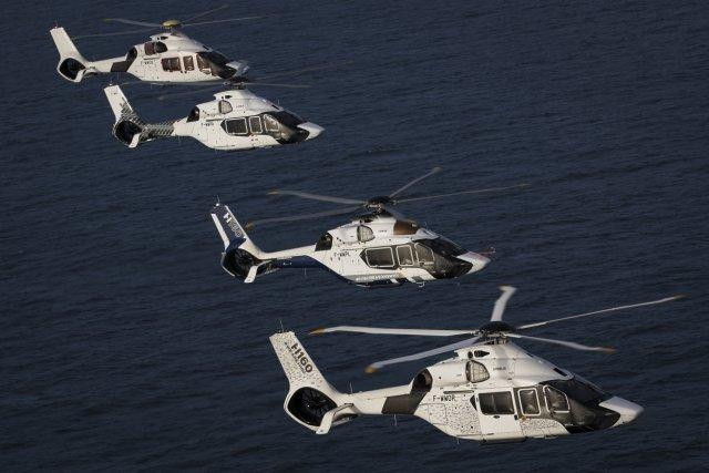 Airbus H160 telah memperoleh Sertifikat Tipe dari EASA