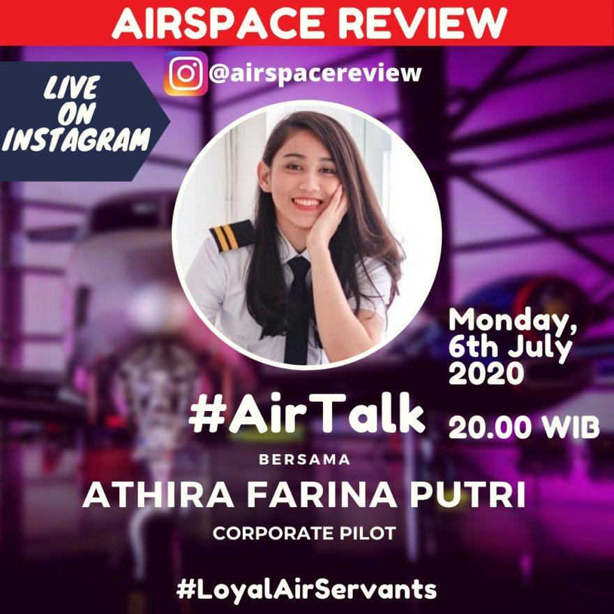 Athira Farina AirTalk