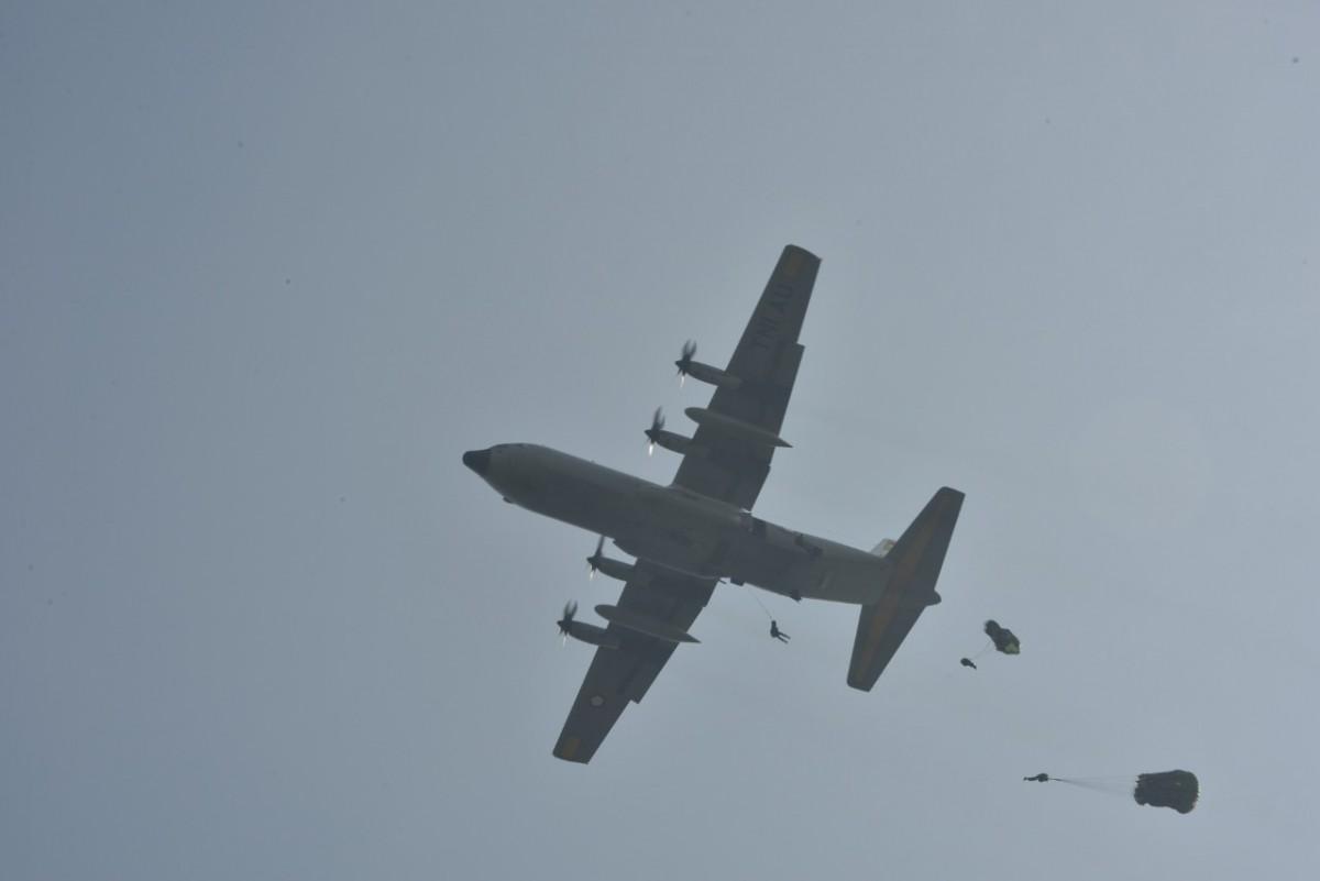 C-130 CDS