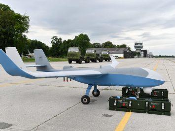 Serbia resmikan penggunaan drone CH-92A buatan China