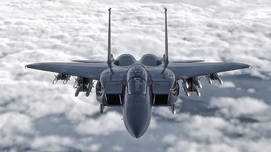 F-15EX Advanced Eagle berpotensi gantikan F-15E