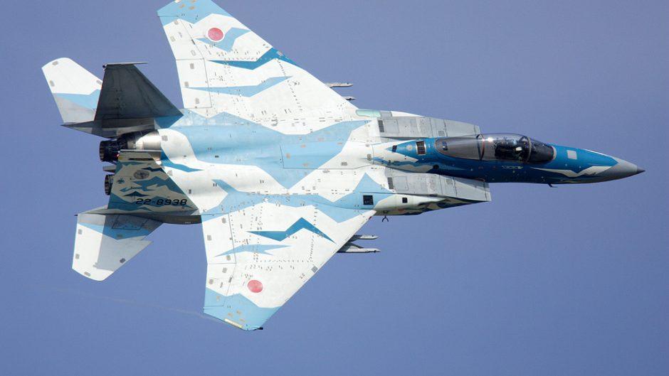 Jepang meng-upgrade 98 F-15J menjadi F-15JSI senilai 4,5 miliar dolar AS