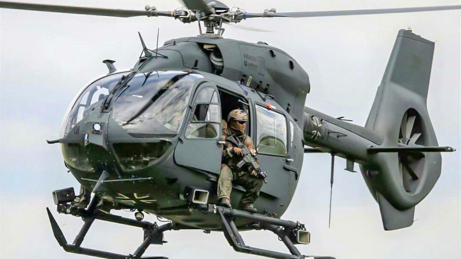 Airbus tawarkan H145M untuk pasukan khusus Australia