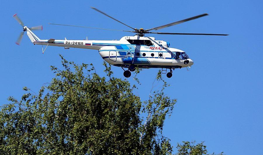 Russian Helicopters serahkan dua Mi-8MTV-1 kepada Yamal airline