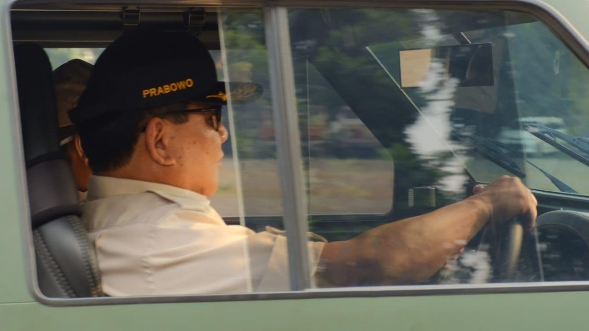 Prabowo jajal Maung Pindad