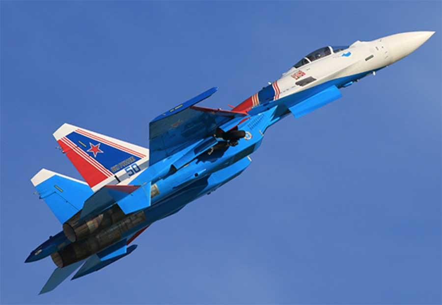 Russian Knights_Su-35_AR