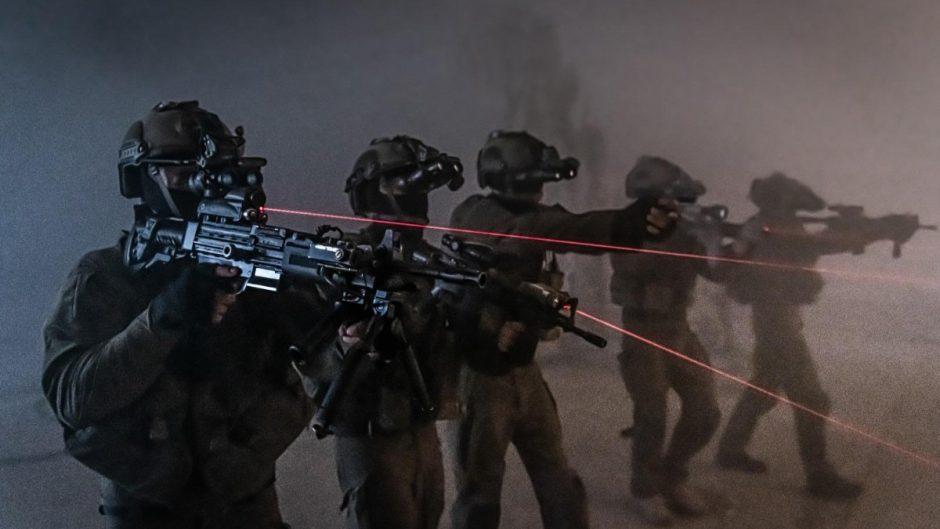 Sayap Ketujuh, pasukan elite gabungan di bawah Angkatan Udara Israel