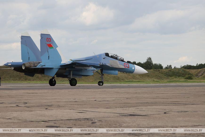 Su-30SM Belarusia