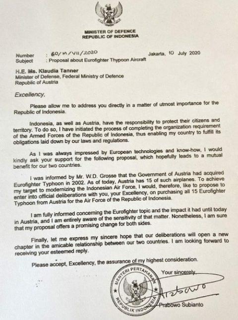 Surat-Prabowo-ke-Menhan-Austria