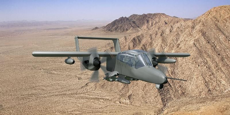 Boeing OV-10X