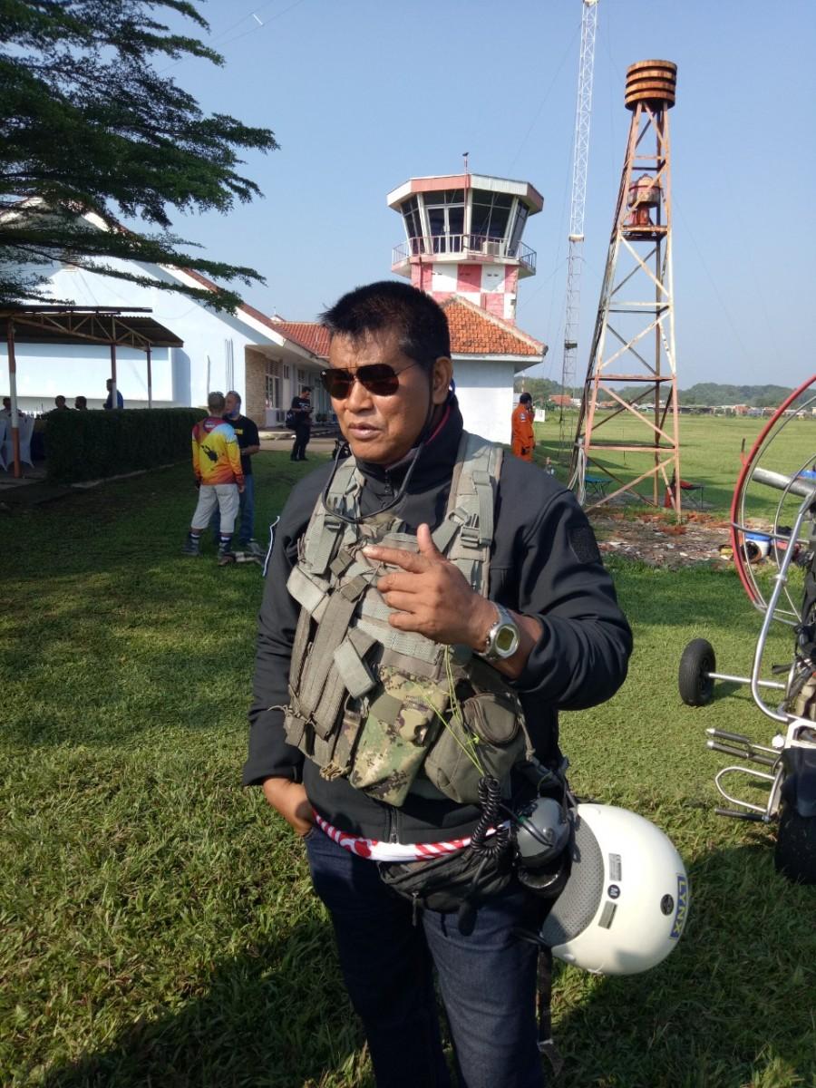 Cahyo Alkantana, Ketua Paramotor Indonesia