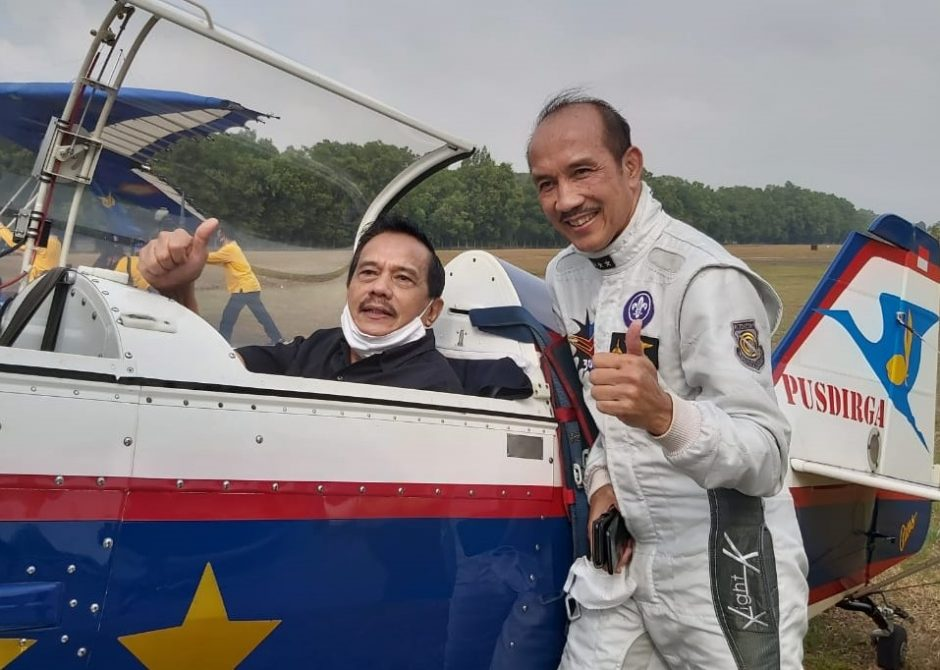 Chappy Hakim dan Eris Herryanto