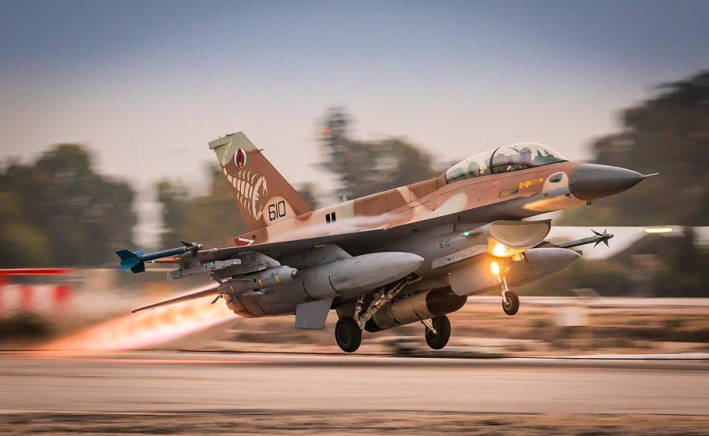 F-16D Barak