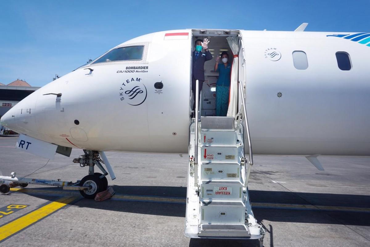 Garuda CRJ-1000NG