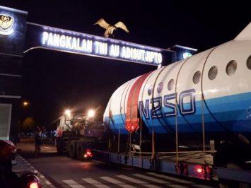 N250 tiba di Yogyakarta