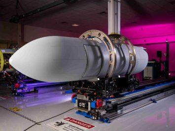 Jammer terbaru NGJ-MB sukses dicoba oleh pesawat EA-18G Growler