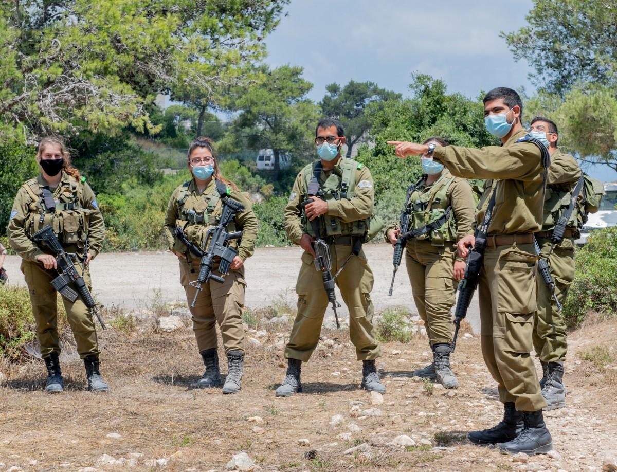 Operator-Iron-Dome-Israel