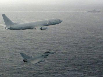 Poseidon dan Typhoon